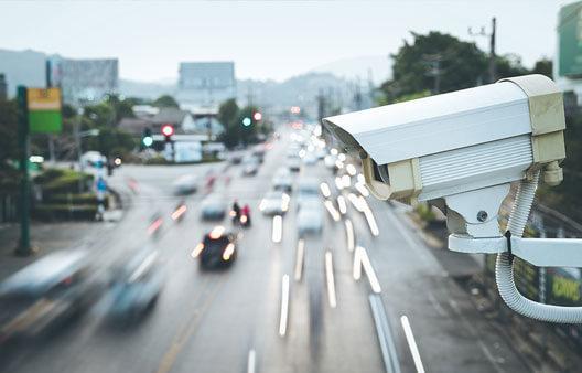 Video Surveillance And Traffic Management 4n
